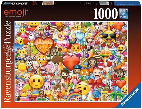 Emoji Puzzel (1000 stukjes)-1