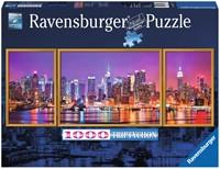 New York Puzzel (1000 stukjes)-1
