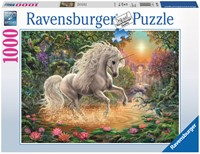 Mystical Unicorn Puzzel (1000 stukjes)
