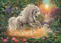 Mystical Unicorn Puzzel (1000 stukjes)-2
