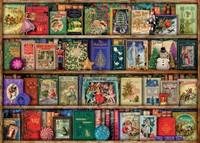The Christmas Library Puzzel (1000 stukjes)-2