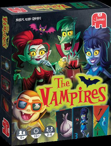 The Vampires - Kaartspel
