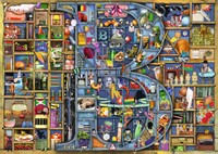 "Awesome Alphabet ""B"" - Colin Thompson Puzzel (1000 stukjes)-2"