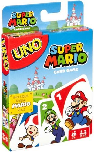 Uno Kaartspel - Super Mario