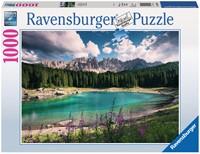 Prachtige Dolomieten Puzzel (1000 stukjes)-1