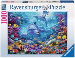 Prachtige Onderwaterwereld Puzzel (1000 stukjes)
