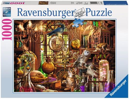 Merlijns Laboratorium Puzzel (1000 stukjes)
