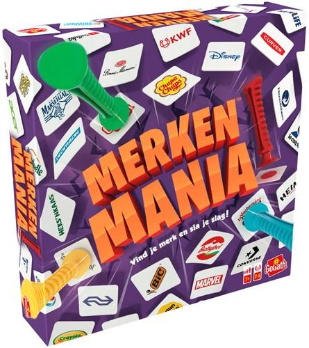 Merkenmania - Bordspel