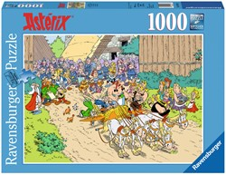 Asterix in Italië Puzzel (1000 stukjes)