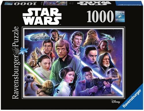 Star Wars Limited Edition 7 Puzzel (1000 stukjes)