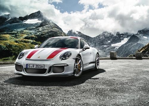 Porsche 911R Puzzel (1000 stukjes)-2