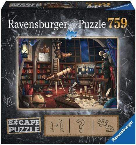 Escape 1 De sterrenwacht Puzzel (759 stukjes)
