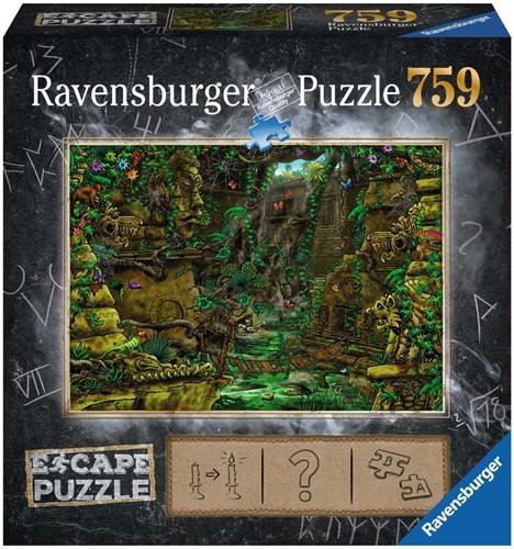 Escape 2 Tempel Ankor Wat Puzzel (759 stukjes)