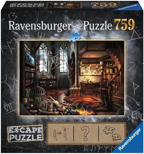 Escape 5 Dragon Puzzel (759 stukjes)