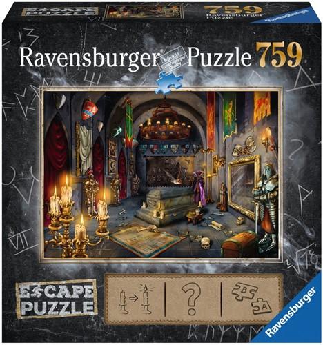 Escape 6 Vampire Puzzel (759 stukjes)