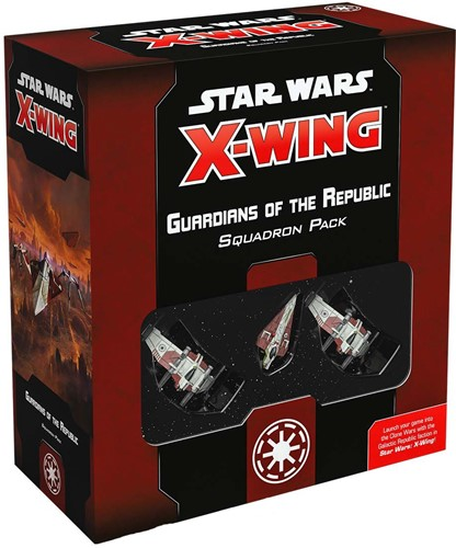 Star Wars X-wing 2.0 Guardians of the Republic