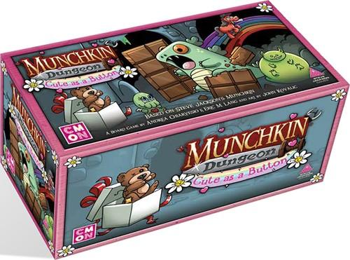 Munchkin Dungeon - Cute as a Button