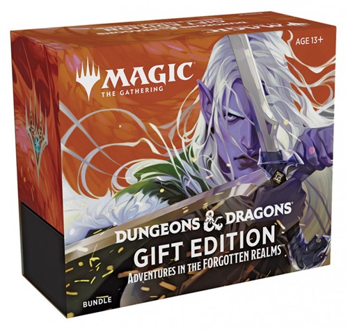Magic The Gathering - Adventures in the Forgotten Bundle Gift Edition