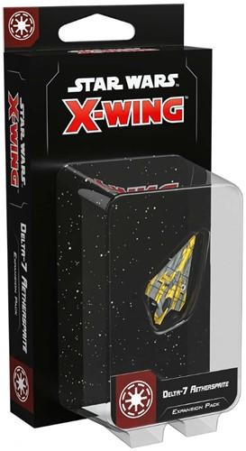 Star Wars X-wing 2.0 Delta-7 Aethersprite