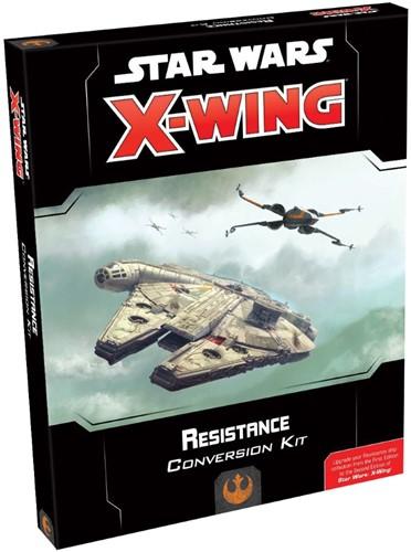 Star Wars X-Wing 2.0 Resistance Conversion Kit