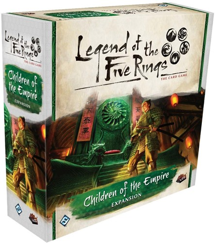 Legend of the Five Rings - Children of the Empire