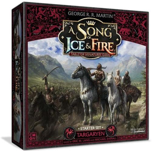 A Song of Ice & Fire - Targaryen Starter Set