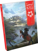 Legend of the Five Rings RPG Emerald Empire