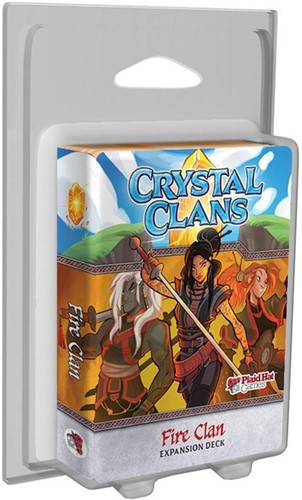 Crystal Clans - Fire Deck