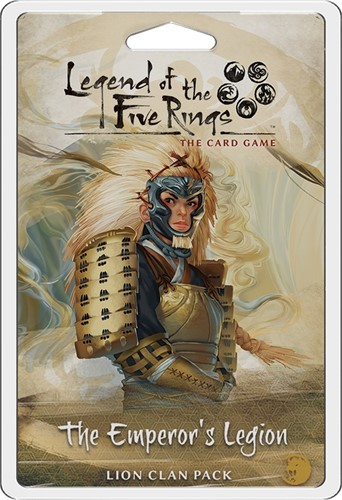 Legend of the Five Rings - The Emperor's Legion