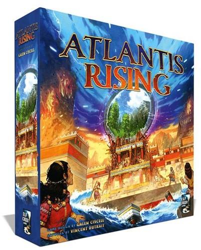 Atlantis Rising - Board Game