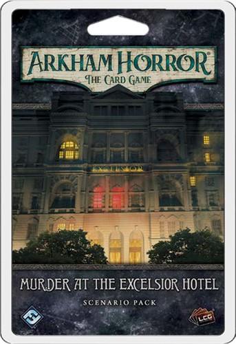 Arkham Horror - Murder at the Excelsior Hotel