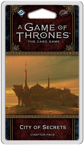 Game of Thrones LCG 2nd - City of Secrets