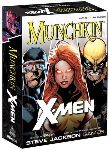 Munchkin - X-Men