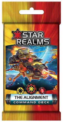 Star Realms - Command Deck The Alignment