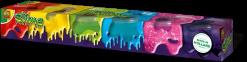 SES - Slime 6-pack (6x120gr)