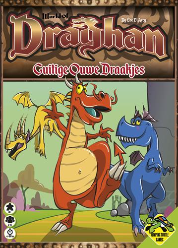 World of Draghan - Guitige Ouwe Draakjes