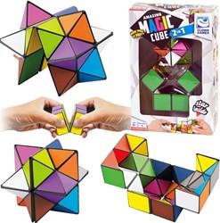 Clown Magic Cube 2-in-1 (Open geweest)