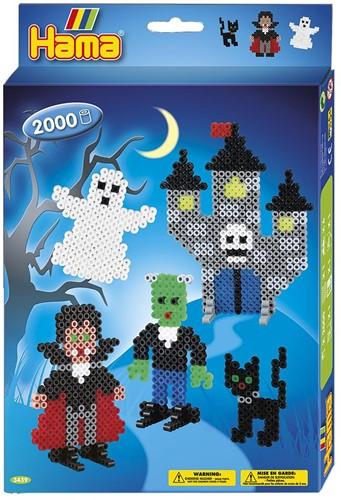 Hama - Halloween Strijkkralen (2000 stuks)