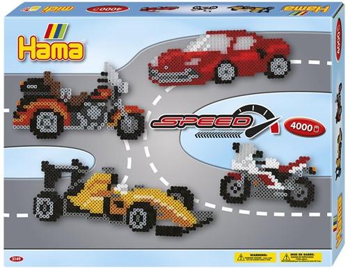 Hama - Speed Strijkkralen (4000 stuks)