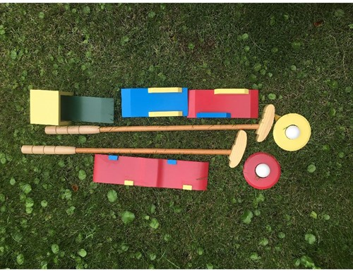 Outdoor Play - Golf Set-2