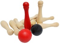 Outdoor Play - Garden Bowling Set
