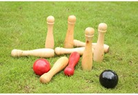 Outdoor Play - Garden Bowling Set-2