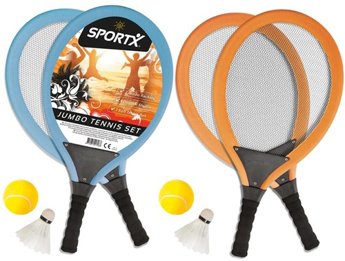 SportX - Jumbo Tennis Set