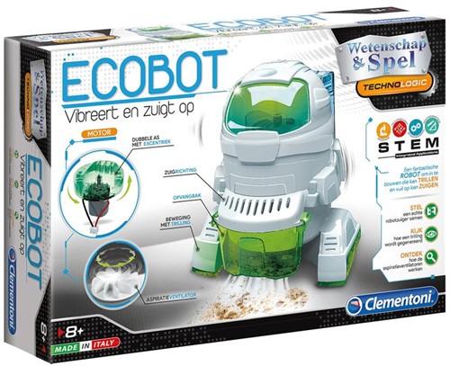 Wetenschap & Spel - Ecobot