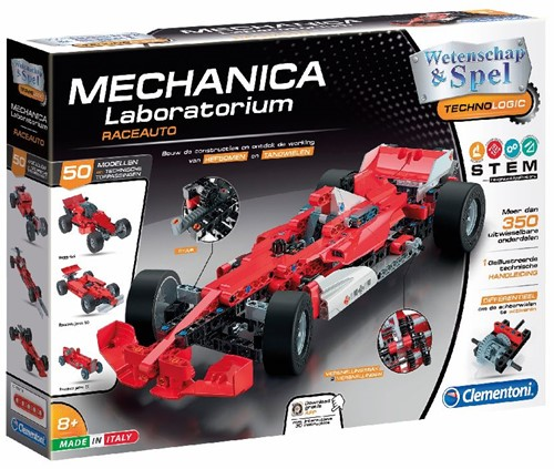 Mechanica - Raceauto 50 in 1