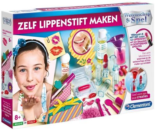 Wetenschap & Spel - Zelf Lippenstift Maken