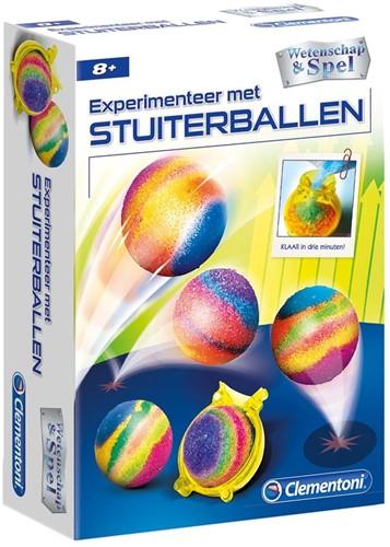 Wetenschap & Spel - Experimenteer met Stuiterballen