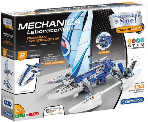 Mechanica - Trimaran 2 in 1