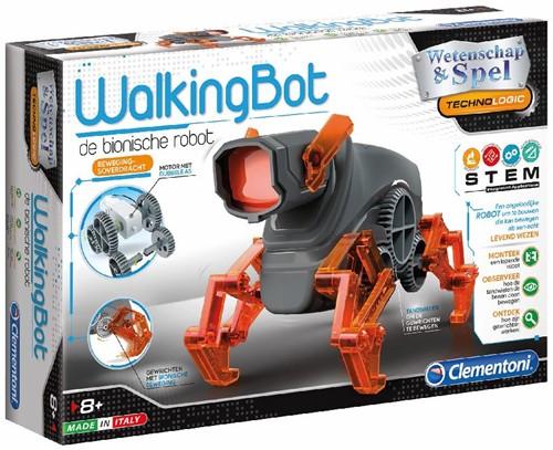 Wetenschap & Spel - Walking Bot