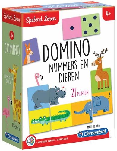 Spelend Leren - Dieren Domino